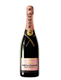 Champagne Moet Rosé Imperial 0,75