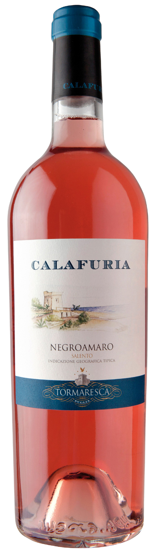 Calafuria Rosé - Negroamaro IGT Salento Tormaresca 2015
