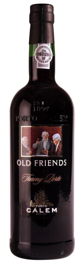 Portwein CALEM Old Friends Tawny 20 % vol. fruchtig