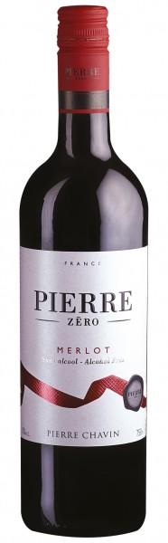 Pierre Zero Merlot alkoholfrei