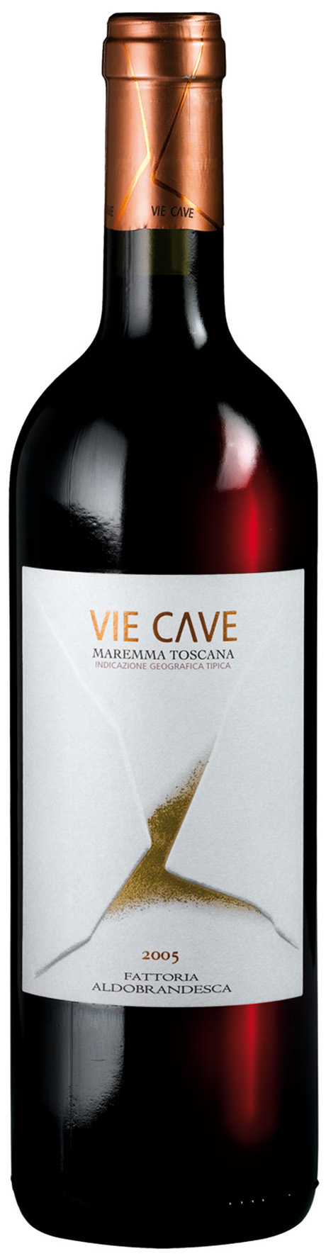 2012 Vie Cave Maremma Toscana IGT Antinori Fattoria Aldobrandesca