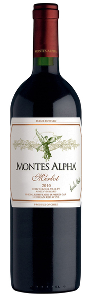 Montes Alpha Merlot  2013