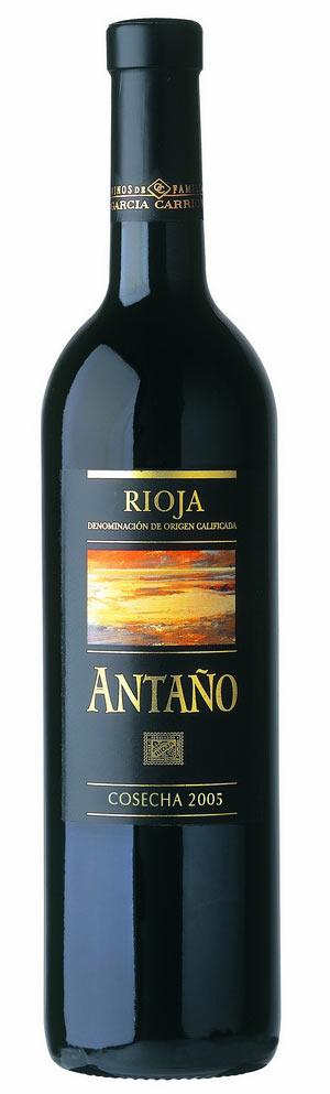 Antano Cosecha 2015 Rioja D.O.