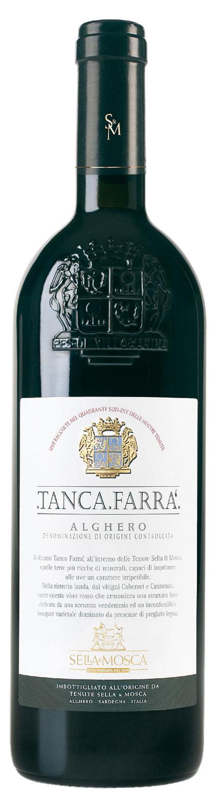 2011 Sella & Mosca Tanca Farrá Alghero DOC