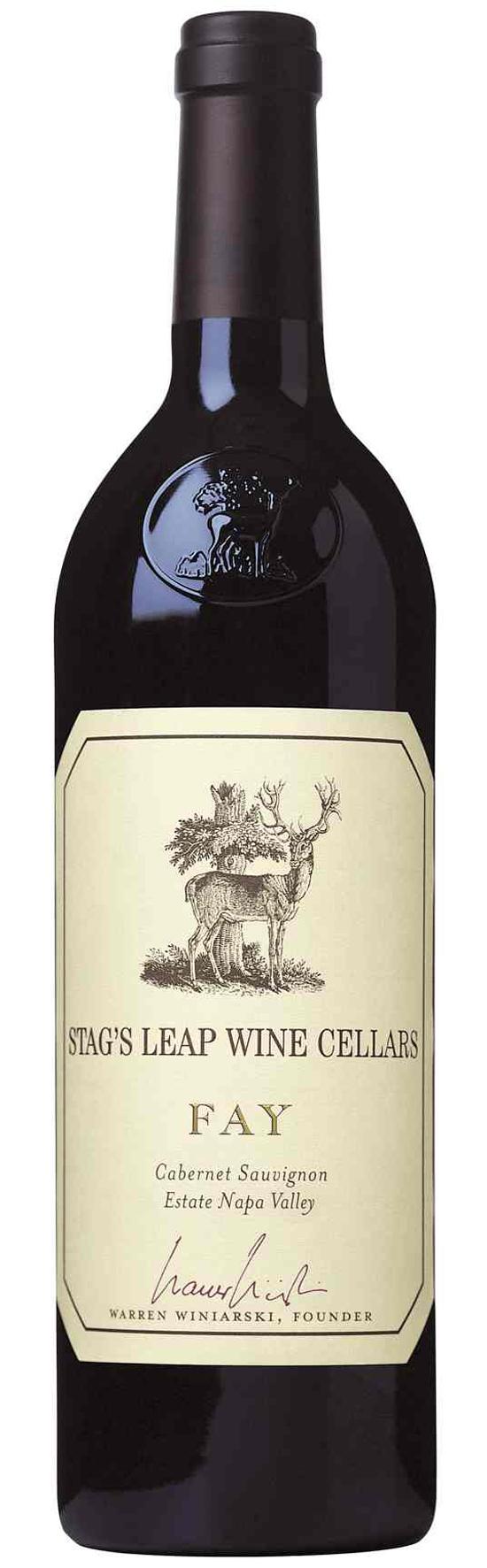 2013 FAY Cabernet Sauvignon Stag's Leap Wine Cellars