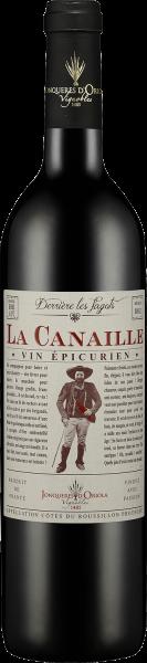 Vignobles Jonqueres D'Oriola La Canaille Rouge