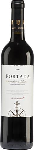 2015 Portada Tinto DFJ Vinhos Lisboa (Vinho Regional)