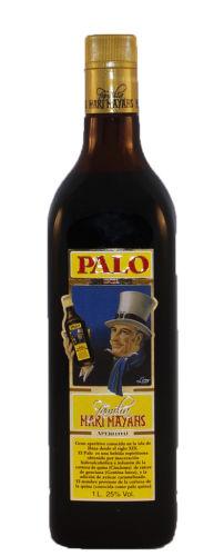 Palo Mari Mayans Likör Ibiza 1 Liter Flasche