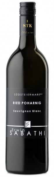 Erwin Sabathi Ried Poharnig Sauvignon Blanc Erste STK Ried
