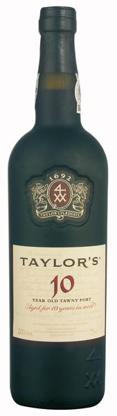 Taylor´s Port 10 Years old Tawny