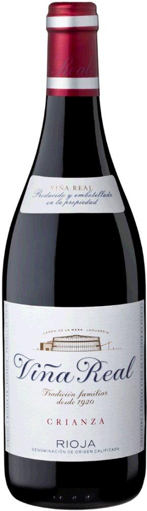 2013 Rioja Tinto Crianza Viña Real Bodegas CVNE Rioja