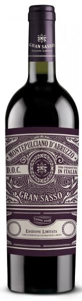 Gran Sasso Edizione Limitata Montepulciano D'Abruzzo Terra Vera