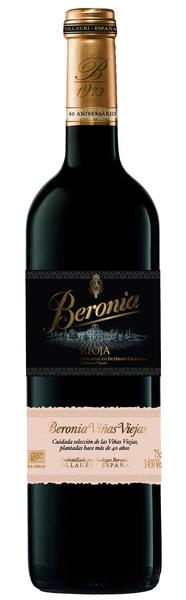 Beronia Vinas Viejas 2012 Bodegas Beronia DOCa Rioja