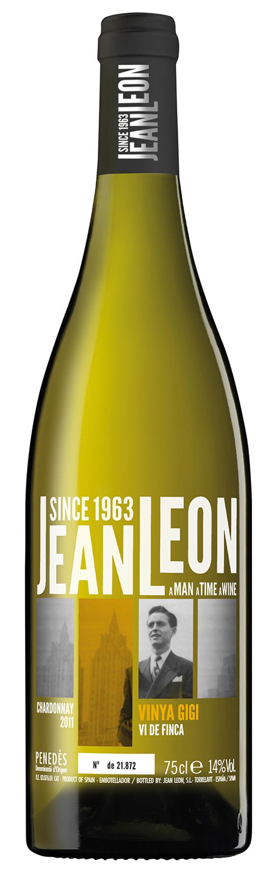 2015 Jean Leon - Vinya Gigi - Chardonnay