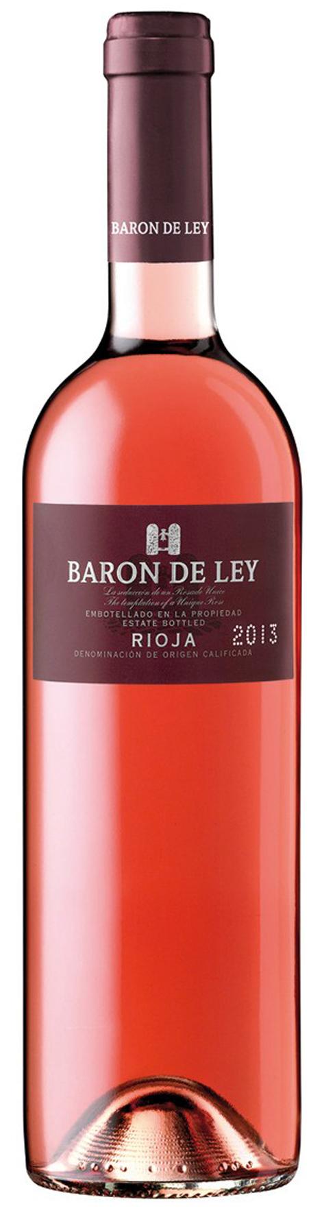2016 Baron de Ley Rose Rioja D.O. Rosado