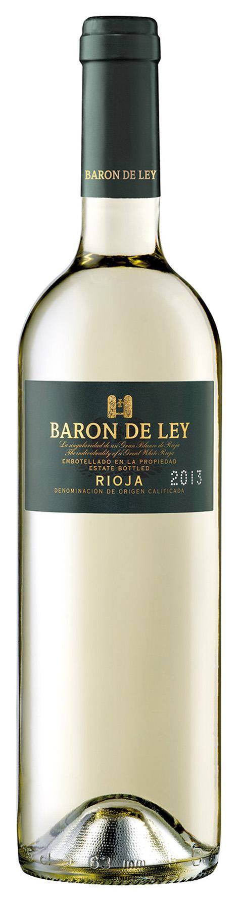 2016 Baron de Ley White DOCa Rioja