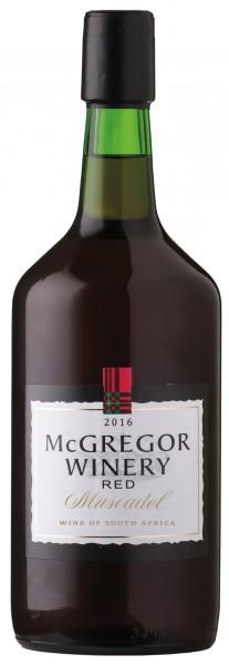 McGregor Red Muscadel Robertson