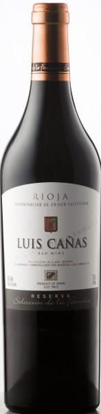 Luis Cañas Reserva Selección De La Familia