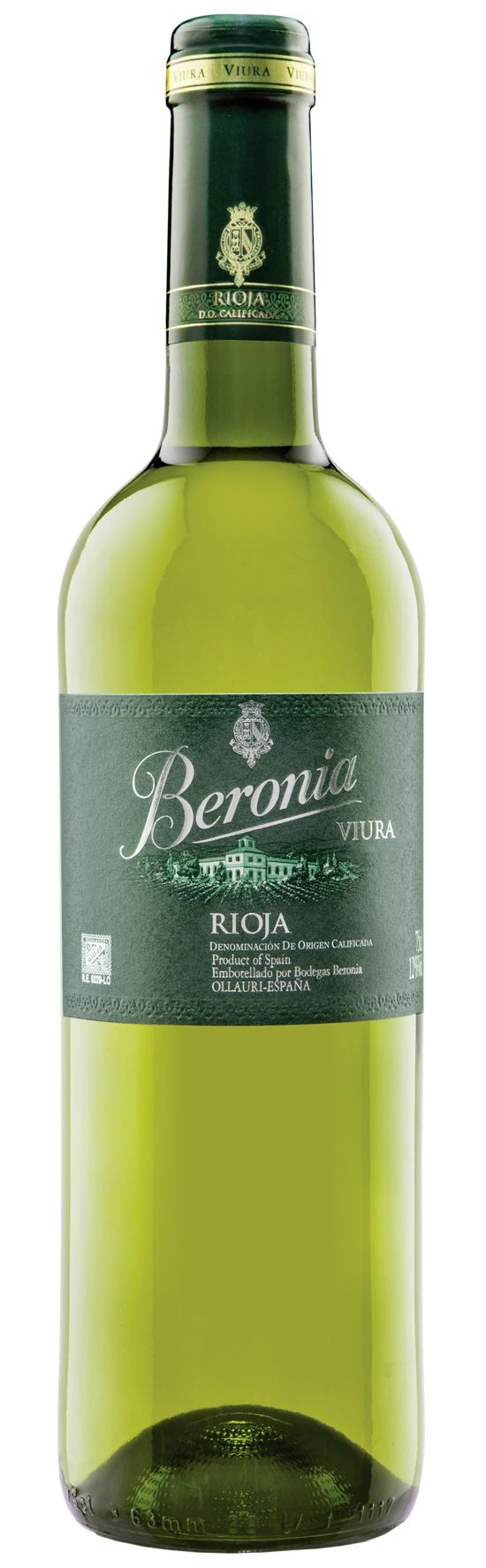 2016 Viura Bodegas Beronia DOCa Rioja