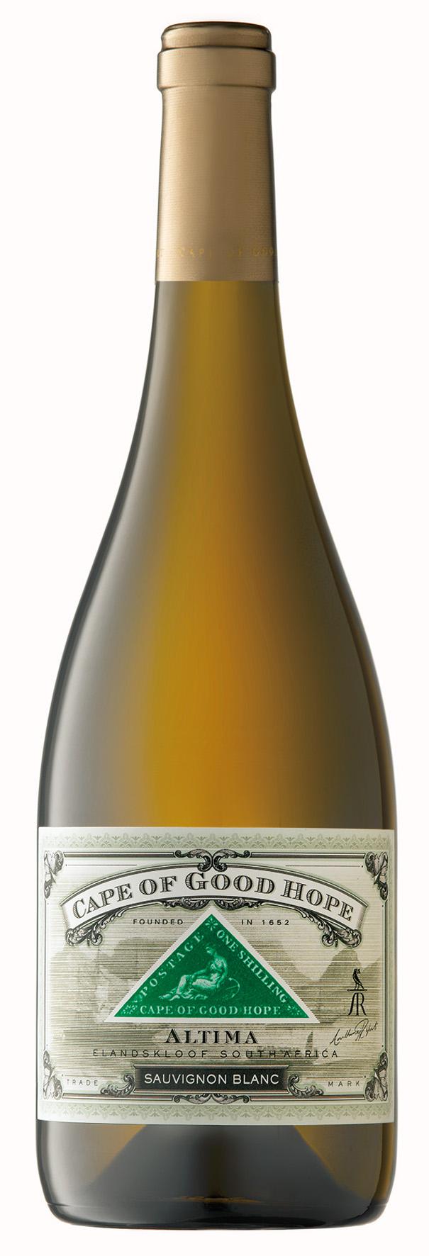 Cape of Good Hope Altima Sauvignon Blanc 2016 Anthonij Rupert Wyne