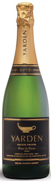 Golan Heights Winery Yarden Blanc De Blancs Brut