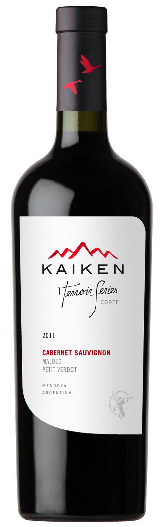 K2015 aiken Terroir Series Corte Cabernet Sauvignon