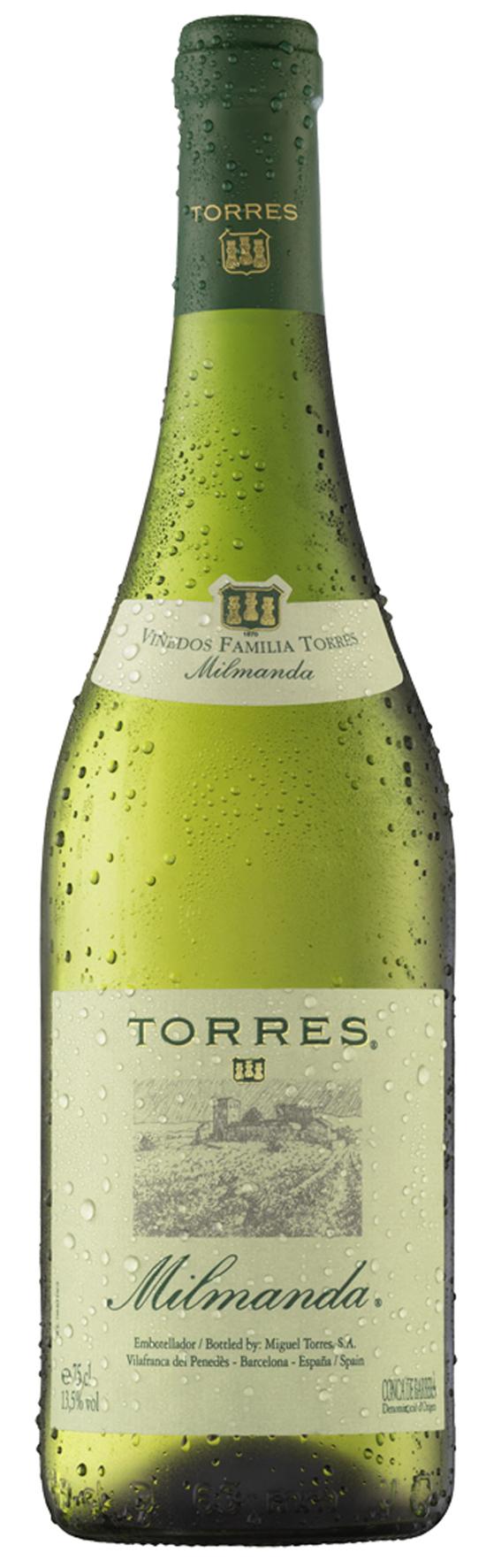 2014 Milmanda Chardonnay Miguel Torres DO Catalunya