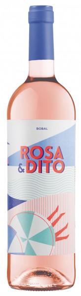 Coviñas Rosa & Dito Bobal