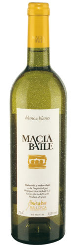 2015 Macia Batle Blanc de Blanc Mallorca Vi de la Terra
