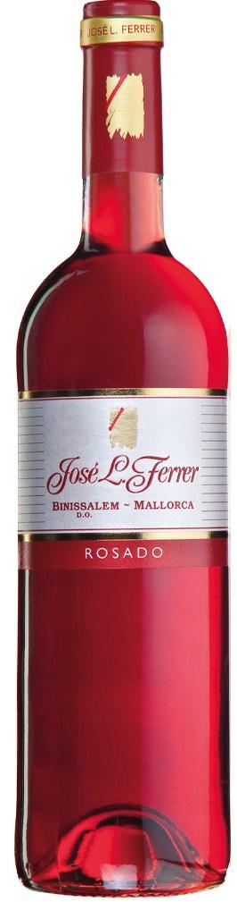 2016 Jose Ferrer Rosado D.O. Mallorca - D.O.Binissalem
