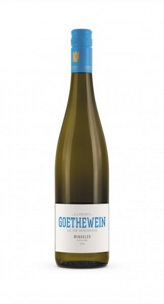 Allendorf Goethewein Winkeler Riesling trocken VDP Ortswein