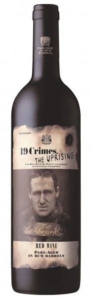19 Crimes The Uprising Red