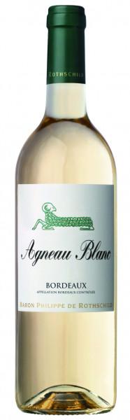Agneau Blanc Bordeaux AOC Baron Philippe de Rothschild