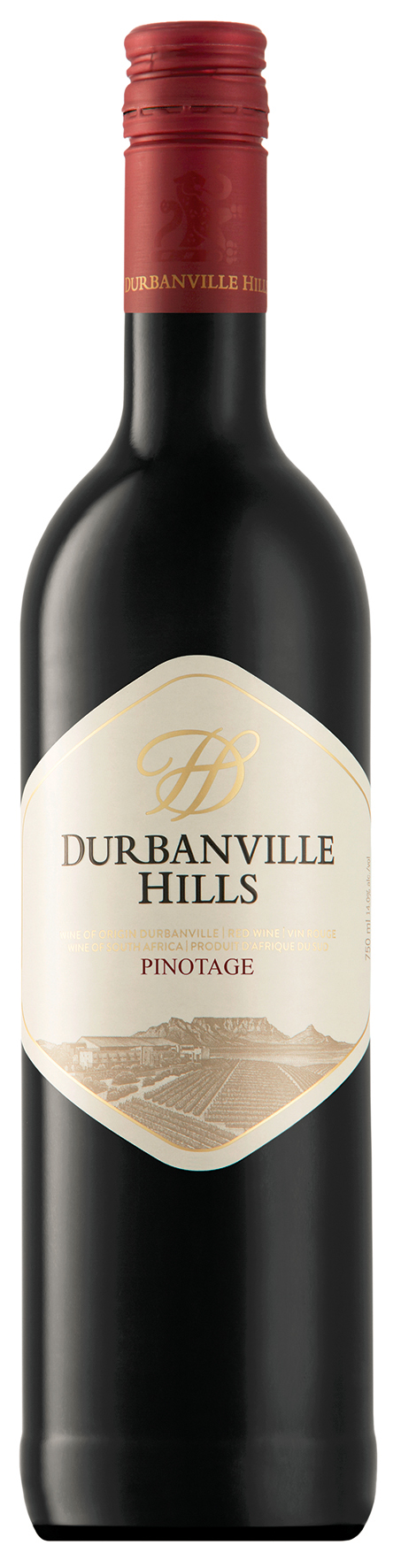 2013 Pinotage DURBANVILLE HILLS