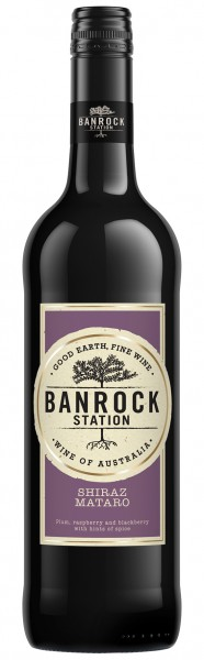 2016 Banrock Station Shiraz Mataro South Australia