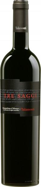 Talamonti Tre Saggi Montepulciano D'Abruzzo