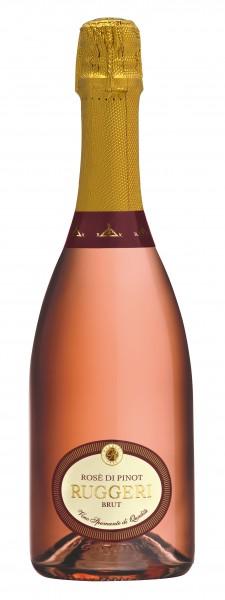 Ruggeri Vino Spumante Rose di Pinot Brut Brut