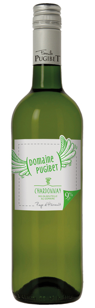 2016 Pugibet Blanc Chardonnay IGP Pays de l'Herault