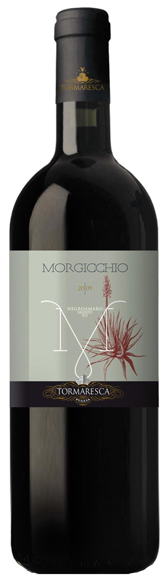 2012 Morgicchio Negroamaro IGT Tormaresca