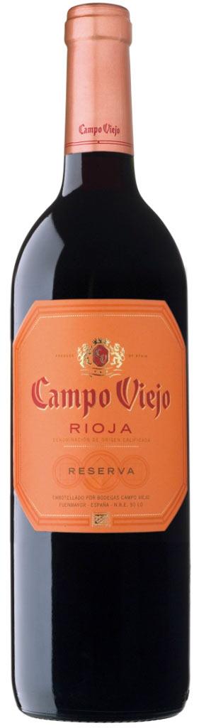 2012 Campo Viejo Reserva Rioja D.O. C.