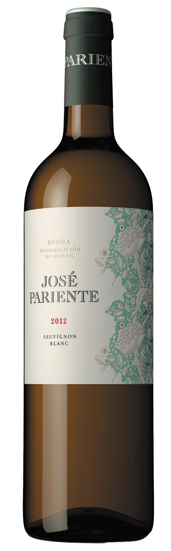 José Pariente Sauvignon Blanc DO Rueda 2015