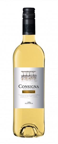 Félix Solís Consigna Chardonnay Castilla