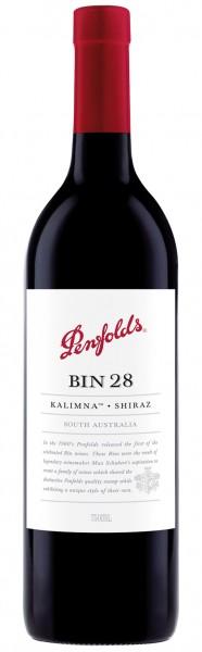 2014 Bin 28 Kalimna Shiraz Penfolds Australien
