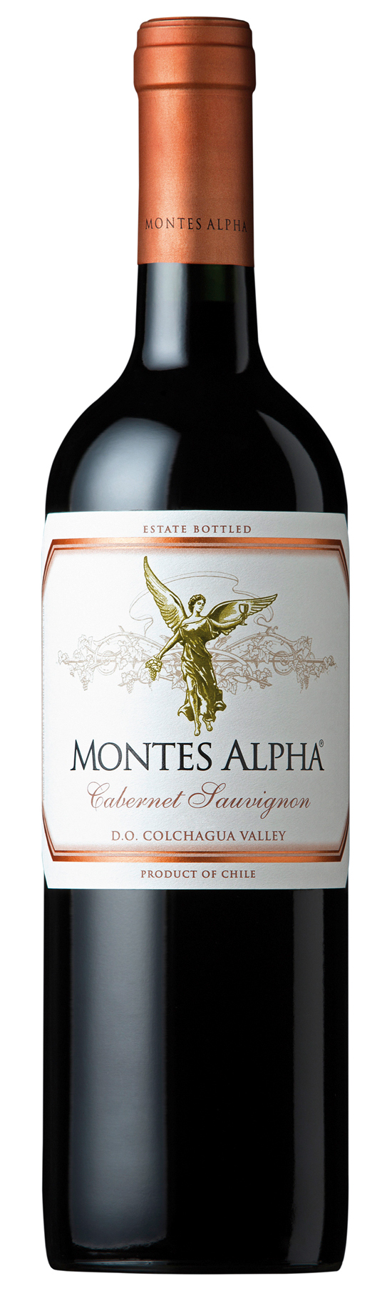 2014 Montes Alpha Cabernet Sauvignon