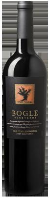 2012 Old Vine Zinfandel Bogle Vineyards Kalifornien
