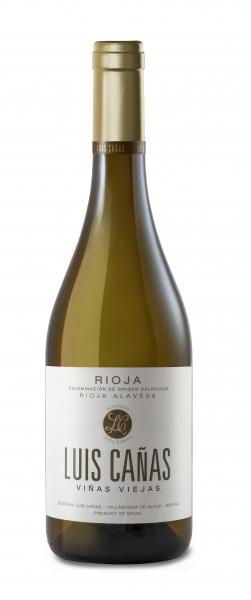Luis Cañas Vinas Viejas Blanco