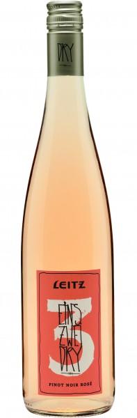 Leitz Eins Zwei Dry Pinot Noir Rosé