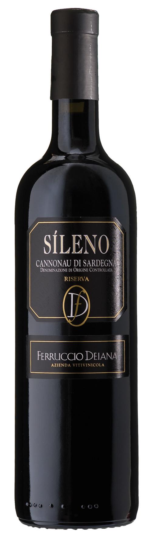 2014 Sileno Cannonau di Sardegna DOC FERRUCCIO DEIANA