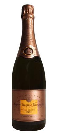 Champagne Veuve Clicquot Rosé Reserve Vintage