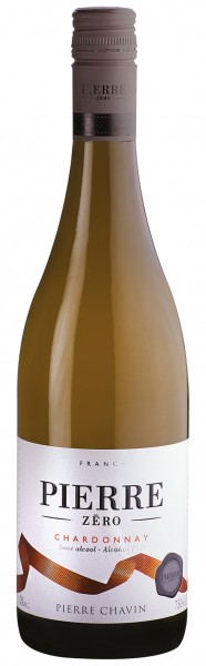 Pierre Zero Chardonnay alkoholfrei